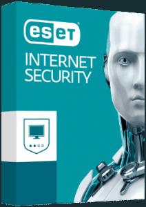 ESET Internet Security אבטחת אינטרנט בלבד